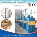 Prensa vertical de la certificación del Ce/máquina plástica hidráulica de la prensa/máquina de embalaje de los desperdicios
