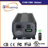 2016 Hydroponic 시스템 새로운 315W CMH 디지털 전자 밸러스트를 증가하십시오