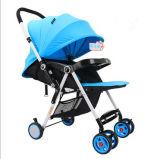 Neues gefaltetes Babypram-Baby Carriage Baby-Spaziergänger