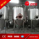 Fermenteur conique à grande teneur en fermentation inox / réservoir de fermentation