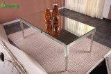 Nuevos muebles del café de la antigüedad del diseño/del vector de cena