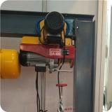 Élévateur électrique normal de câble métallique de PA de la CE mini