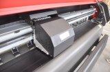 デジタル屈曲の旗のビニールのステッカーのセイコー元のKonica印字ヘッドが付いている支払能力があるインクジェット印字機