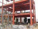 Structuur van het Staal van het Dak van het pakhuis de Metaal