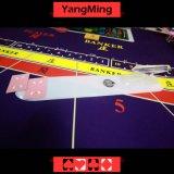 Лопаткоулавливатель тавра покера Техас Baccarat преданный (YM-BS04)