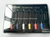 熱い販売のEndodontic Dentsply Protaperファイル手の使用(証明されるセリウム)