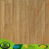 Papel del papel de China, madera del grano para el suelo y muebles decorativos