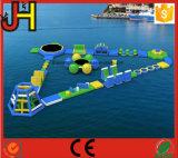 Aufblasbarer Wasser-Spiel-Gleitbetriebs-Wasser-Park für Vergnügungspark