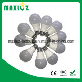 Las bombillas de A60 7W 9W 12W 220V LED calientan blanco