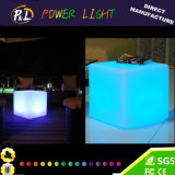 16 couleurs Changing Party Event Bar Furniture LED Cube
