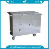 AG-SS035 Instrumento Hospital de venda quente carrinho médico Carrinho para venda