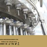 Maquinaria de relleno de relleno completa automática de Monoblock del agua que capsula que se lava carbónica