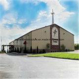 Bâtiments préfabriqués en acier pour l'église