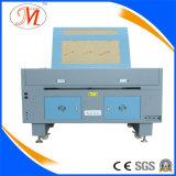 De Scherpe Machine van de Laser van Co2 met 1200*800mm het Platform van het Werk (JM-1280t-CCD)