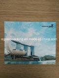 Microfiber Objektiv-Putztuch mit kundenspezifischem Papierkarten-/PVC-Beutel