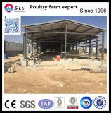Casa de galinha do uso da exploração agrícola de Chicen e auto equipamento