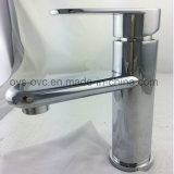 Sanitaires Cuisinière en laiton Chromed Single Handle Water Tap