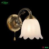 Крытый декоративный светильник стены с переключателем застежки -молнии