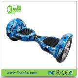 Новая конструкция электрического скутера с лампой и Bluetooth