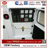30kw/37.5kVA Cummins Engine 4bt3.9著動力を与えられる無声ディーゼル発電機セット