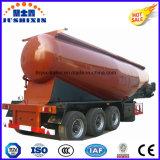 CCC ISO는 3 차축 45cbm 대량 시멘트 탱크 트레일러를 반 승인했다