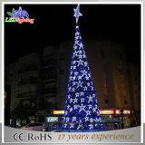 albero di Natale esterno di 10m LED grande