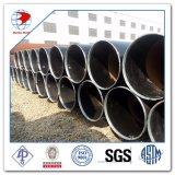 20 pulgadas SCH40 API 5L X60 LSAW Líquido de Petróleo Carbon Steel Pipe