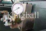 Hydraulisches CNC-Pendel-scherende Maschine, faltende Maschine für Metallstahl