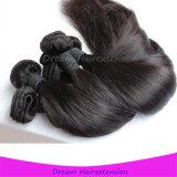 8A unverarbeitetes Menschenhaar-mongolisches gerades Haar der Jungfrau-100