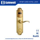 Fechamento de porta eletrônico do hotel disponível para o sistema do RF e o sistema de MIFARE