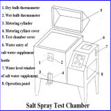 Nebel-Prüfungs-Maschine des Salz-Ysst-270 mit Berufsteam