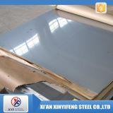 Hoja de metal del acero inoxidable 304
