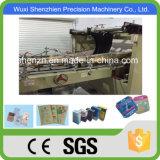 Высокоскоростной полноавтоматический бумажный мешок изготовляя оборудование