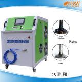 De Reinigingsmachine van de Koolstof van de Motor van het Gas van het bruin