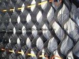 50mm--HDPE Vlotte Plastic Geocell van de Diepte van de Cel van 200mm