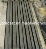 Prefabriceer de Concrete Straal van H Makend Machine voor de Bouw van de Muur van de Grens