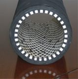 Tubo flessibile di gomma allineato di ceramica resistente all'uso del nero di marca di Daika