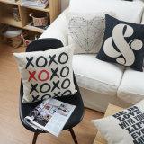 Вставки подушки содружественного допустимый хлопка Eco Linen
