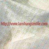 Tela de algodão tingida do jacquard para a saia do vestuário do revestimento de vestido da mulher