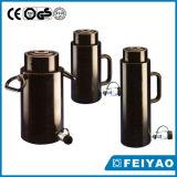 Fornitori di alluminio a semplice effetto del cilindro del martinetto idraulico di marca della Cina Feiyao