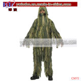 Costumes d'Halloween Raincoat Factory Agent de livraison (C5078)