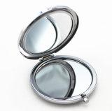 Ricordo personalizzato intorno al regalo promozionale dello specchio Pocket cosmetico portatile