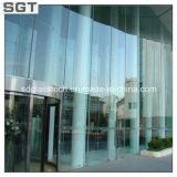 Ultra verre blanc//basse en verre trempé le fer de verre pour la salle de bains de porte/fenêtre