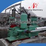 Doppia pompa idraulica di trasferimento delle acque luride del cemento dei pistoni