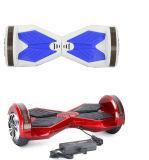 '' balance Hoverboard del neumático sólido 8 con el altavoz de Bluetooth y la luz de la rueda