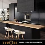 Cozinha elevada moderna Cabinet-Tivo-0002vr da pintura do lustro da alta qualidade de Tivoli