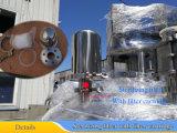 2000L蒸気暖房の反作用タンク