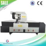 Máquina de impresión plástica UV impresora plana para vidrio de madera