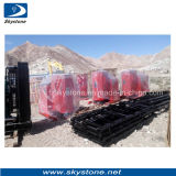 De draad zag Machine voor de Mijnbouw van de granietSteengroeve