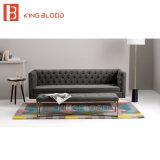 Tejido de terciopelo de diseño Sofa muebles